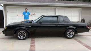 Download The Buick Grand National Is the Ultimate 1980s Muscle Car Mp3 and Videos
