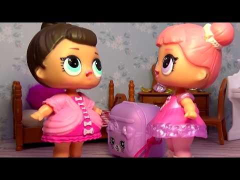 Куклы ЛОЛ СМЕШНЫЕ ВИДЕО 4 Сюрпризы #Игрушки Мультики от Лалалупси Вероникаиз YouTube · Длительность: 2 мин34 с