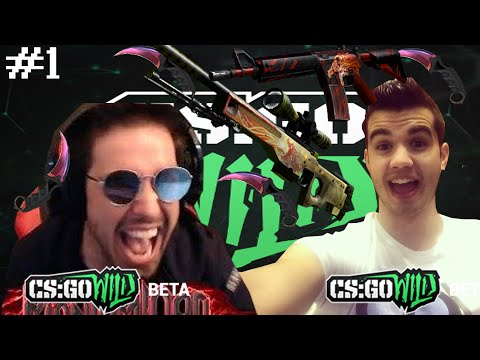 CSGOWILD Phantoml0rd VS STaXx OVER 50,000$ BETTED! #1