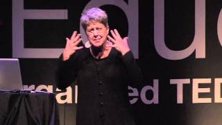 Acting for Your Life: Ann Woodworth at TEDxEducationCity (2012)