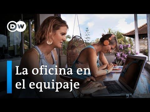 Nómadas digitales - El mundo como lugar de trabajo | DW Documental