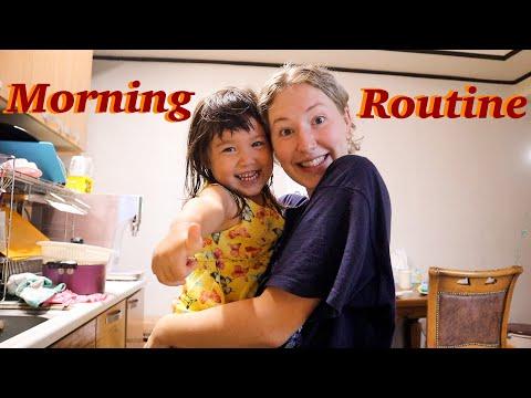 My Morning Routine as a Nanny in South Korea | Korea Vlog | Workaway South Korea