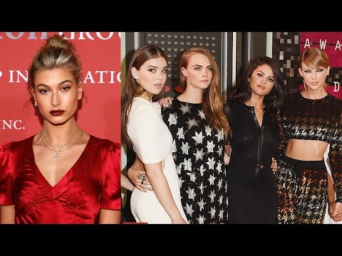 Hailey Baldwin SLAMS Taylor Swift's Squad In New Interview