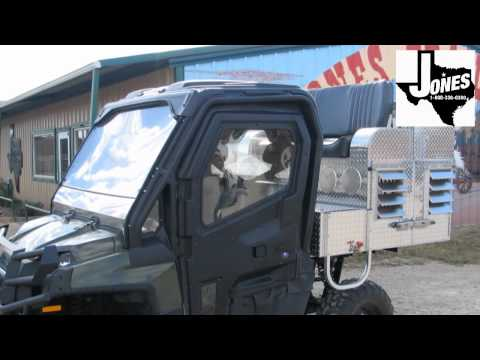 Jones Trailer Co. - Dog Boxes, ATV Boxes, And Crates