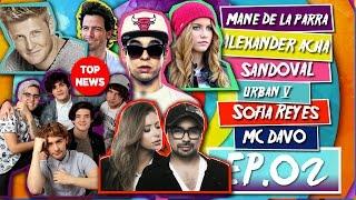 Download Noticias Musicales - Top News con Maurg1 - Sofia Reyes, Sandoval, Mc Davo, Urband 5 y más!