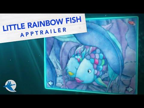 Good Night, Little Rainbow Fish By Marcus Pfister | App Trailer
