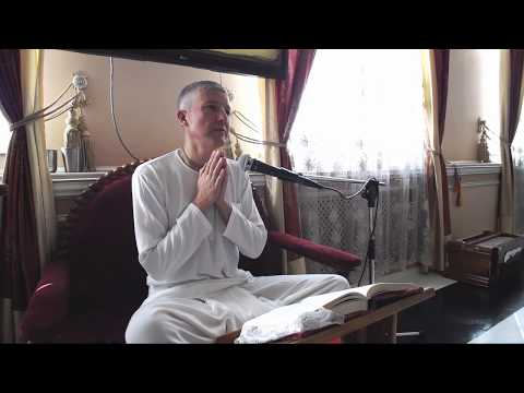 Шримад Бхагаватам 4.18.25-26 - Кришна Смаранам прабху