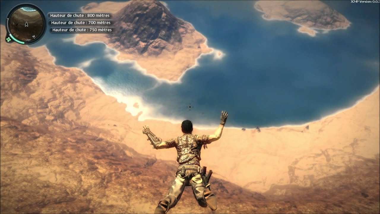 Stunt School: Just Cause 2