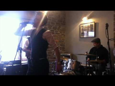 The Liam Ward Band - Go On Fool (live blues Gary Primich cover)