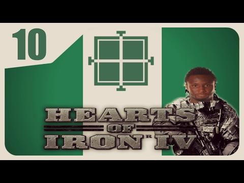 HOI4 Millennium Dawn Mod - Nigeria World Power #10