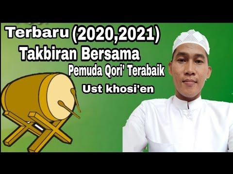 Terbaru (2020,2021) Takbiran Idul Fitri 1441 H. Pemuda ...