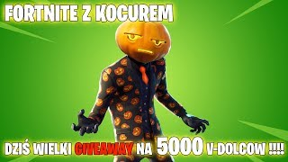 FORTNITE WITH A BLANKET-GREAT GIVEAWAY ON 5000 VBUCKS AUJOURD'HUI!!!! , je joue avec Specters, je joue avec Kocur
