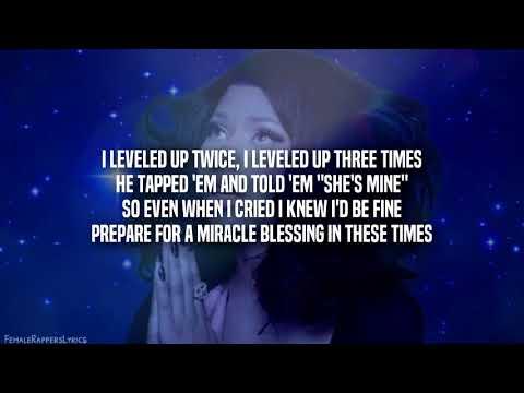Nicki Minaj - I'm Getting Ready (Verse) [Lyrics - Video]