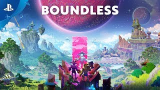 Boundless - Launch Date Trailer | PS4