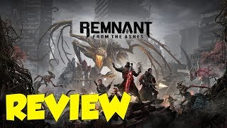 Remnant: From The Ashes Review (Video Game Video Review)