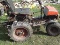 Поделки - Самодельный трактор студента