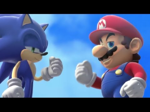 Mario and Sonic at the Rio 2016 Olympic Games (Wii U) - Heroes Showdown (Team Mario)