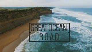 GREAT OCEAN ROAD 2017 // DJi