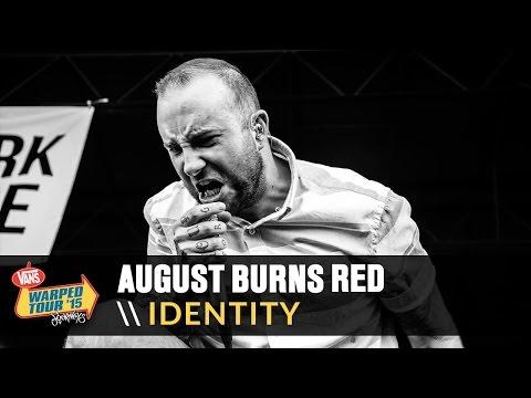 August Burns Red - Identity (Live 2015 Vans Warped Tour)