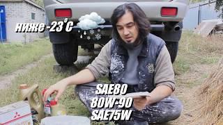 Какое масло лить в Pajero Sport? (В мотор, в мосты, в раздатку, в АКПП).