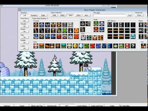 Tutorial - Super Mario Bros X - Como ponerle graficos personalizados a tu nivel from YouTube · Duration:  9 minutes 53 seconds