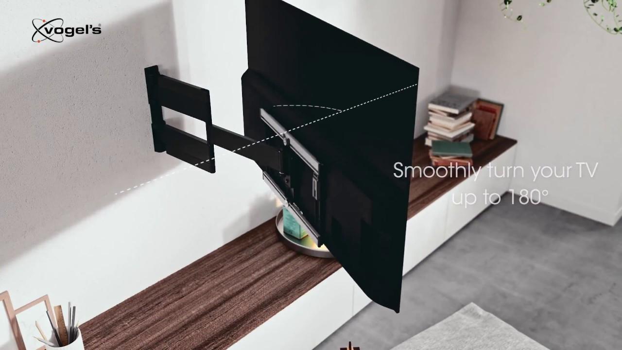 Vogel S Oled Tv Wall Mount 180 Swivel Thin 546 For