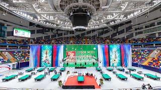 Фото Пащинский Ю. - Соловьев С. IX турнир по бильярдному спорту « Кубок мэра Москвы» 05.05 TV1