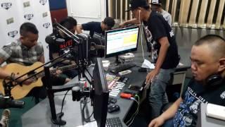 Error Crew - Gejolak Jiwa Muda Live Acoustic at Radio MS-TRI 104.2 FM Jakarta