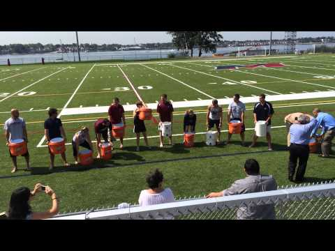 Maritime Athletics ALS Ice Bucket Challenge