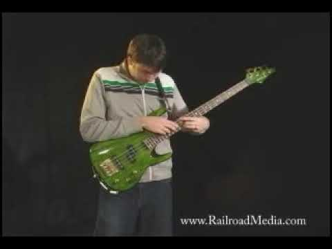 Railroad Media: Bass Tapping Technique - DVD Trailer 2