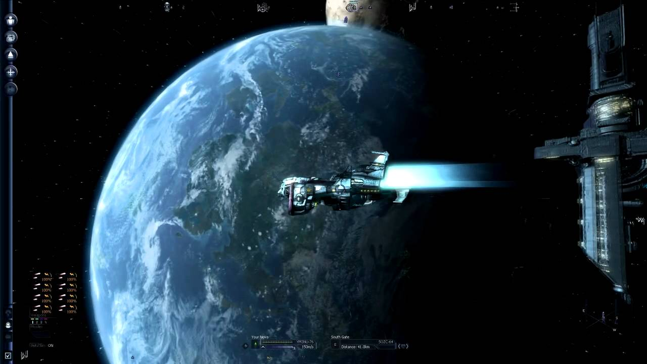 X3: Terran Conflict Gameplay + Commentary [HD 720p] - YouTube