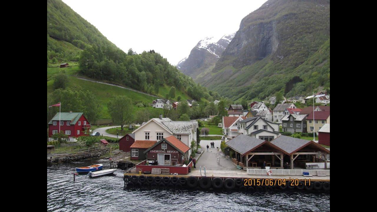 01 北歐三國25天自助旅遊-挪威峽灣之旅 - YouTube