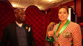 Watch Ashley Graham and Dapper Dan Rock the Met Gala | Vogue India