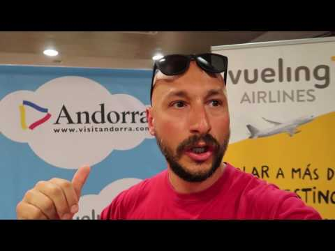 Travel Bloggers Meeting Andorra 2016