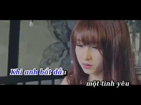 Nếu Em Còn Tồn Tại [Karaoke HD]  - Trịnh Đình Quang (Beat Gốc)