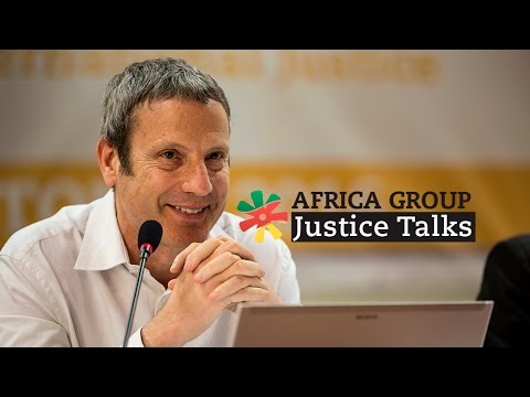 Africa Group Justice Talks: Howard Varney