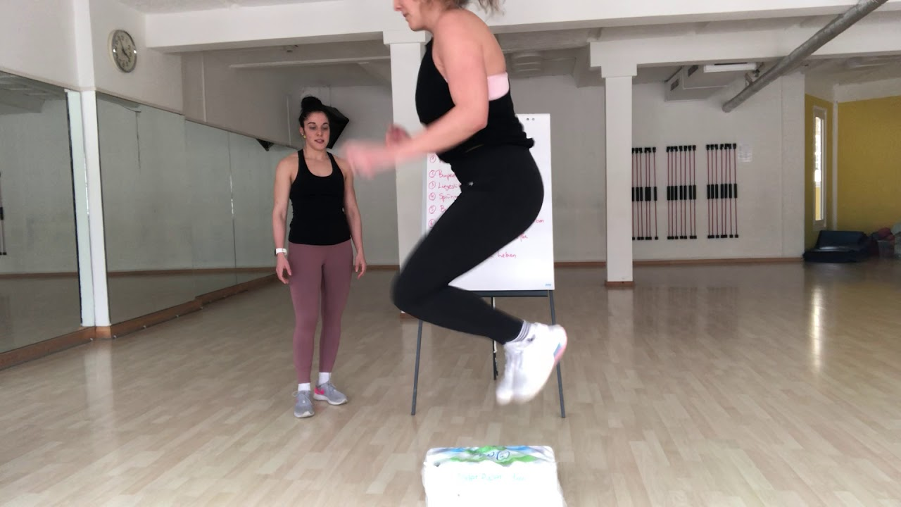 Klopapier-Workout