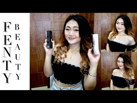 THE PALEST SHADE  Fenty Beauty Pro Filt'r    Philippines  Valerie Cruz