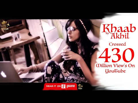 Khaab  Akhil  Parmish Verma  New Punjabi Song 2018  Crown Records
