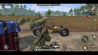 [RANK #1] PUBG Mobile ENGLISH!! Android Gameplay #4 [Lightspeed] (Google Play Version)