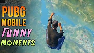 New PUBG Mobile Funny Moments Glitches, Bugs, Fails, Troll & Win Compilation #1 | PUBG WTF moments