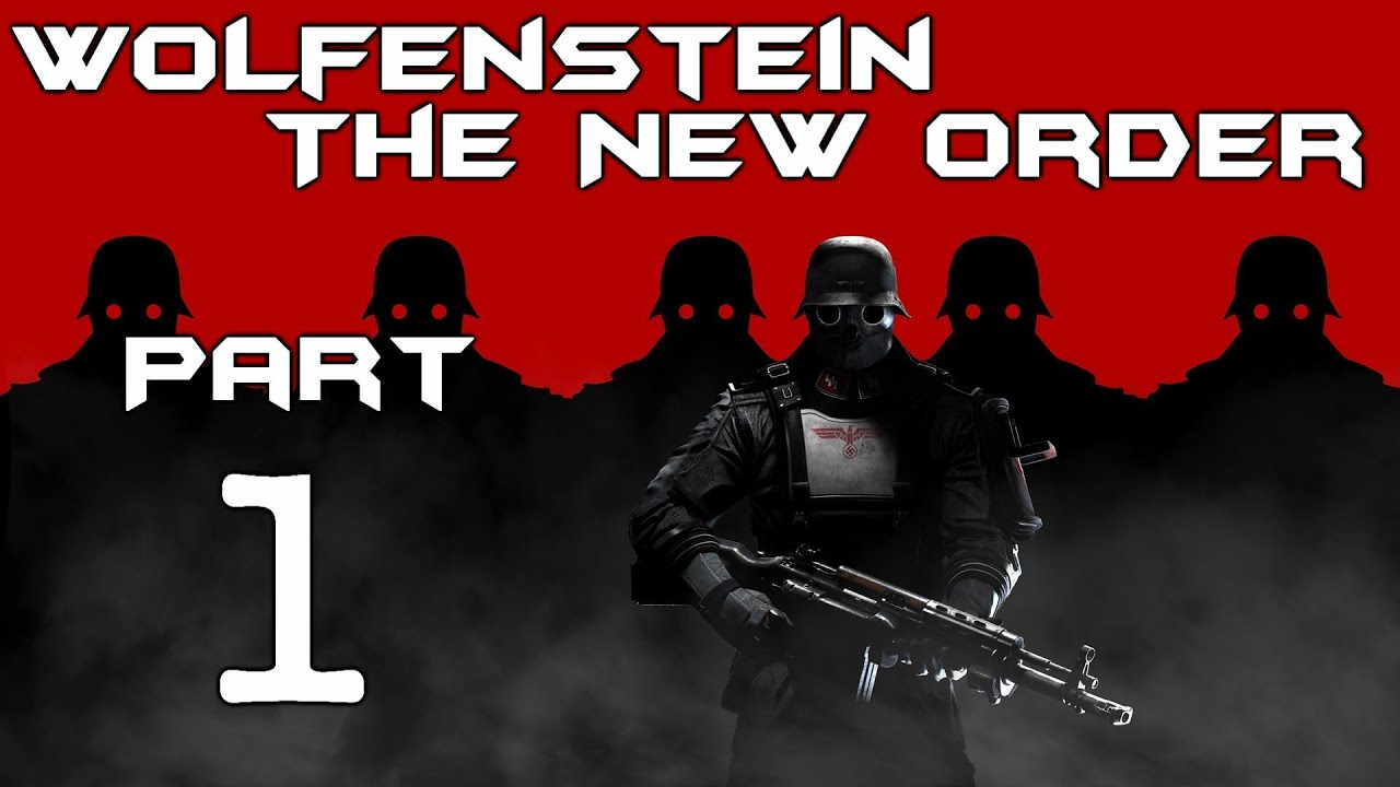 Wolfenstein The New Order Gameplay Wolfenstein : The New ...