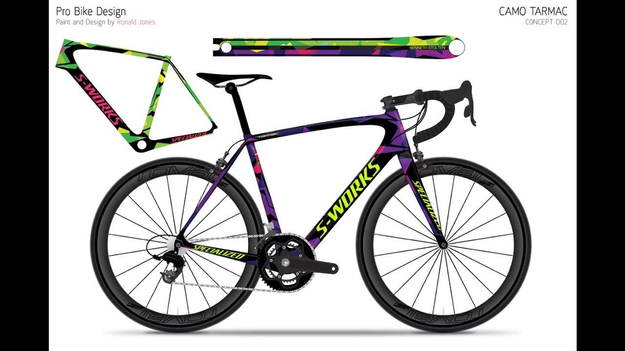 Gotlegs? - Getting a custom painted bike - YouTube