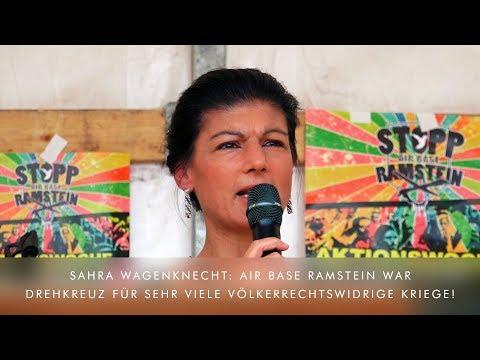 Sahra Wagenknecht: Air