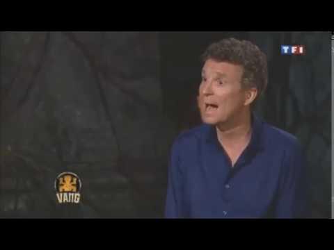 """Denis Brogniart : """"Ah !"""""""