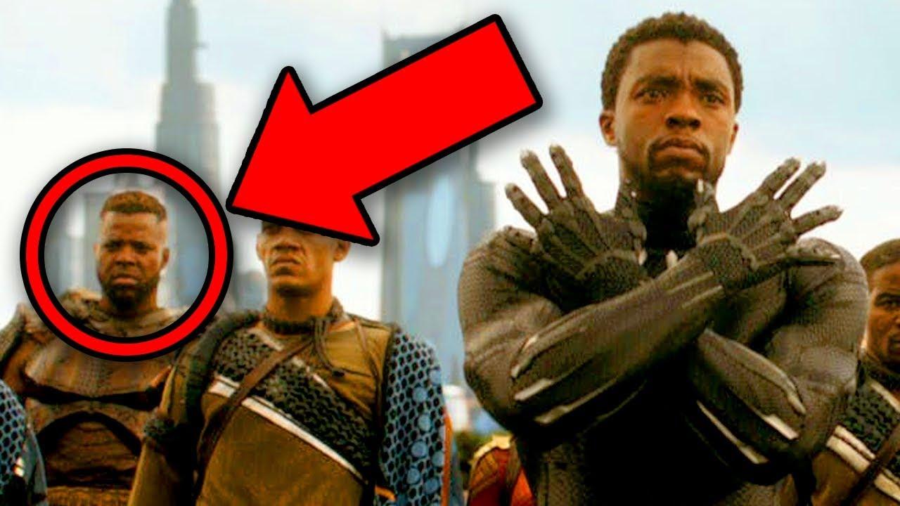 Marvel Black Panther Black Panther Avengers Infinity: Avengers Infinity War Black Panther UPDATE