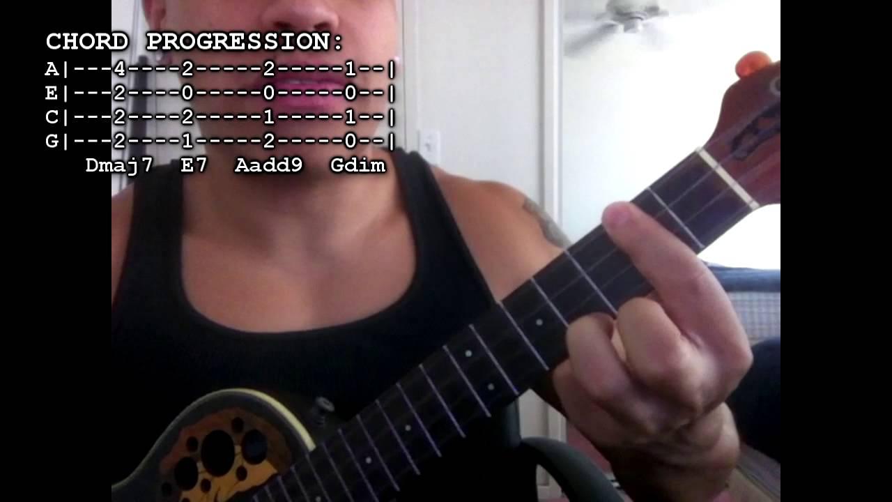 Jeremy Passion - Lemonade (Ukulele Tutorial) - YouTube