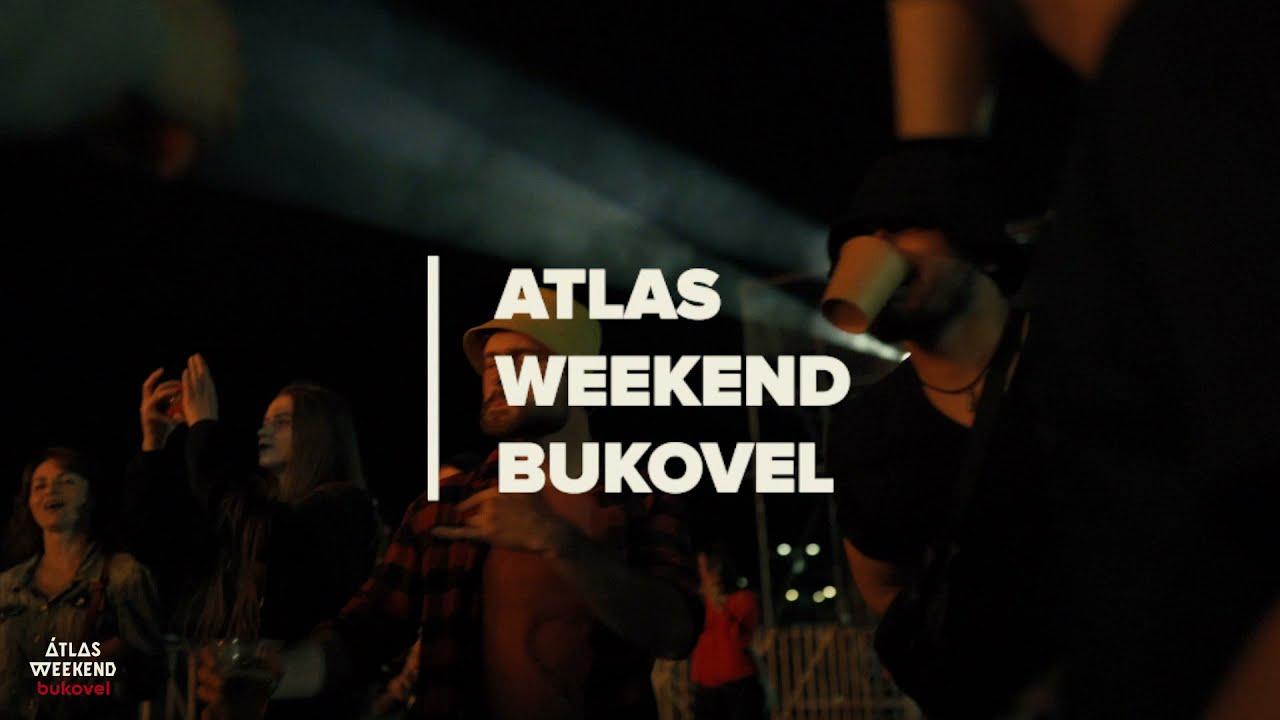 Atlas Weekend Bukovel | 31 липня - 1 серпня
