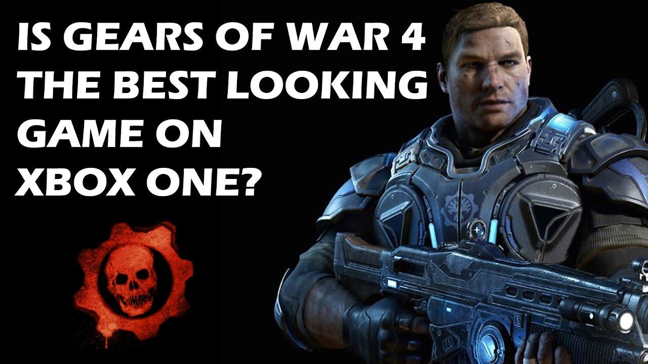 best gears of war game
