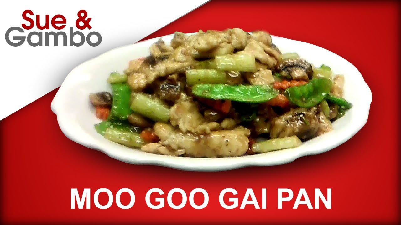 recipe: moo goo gai pan chinese food [22]
